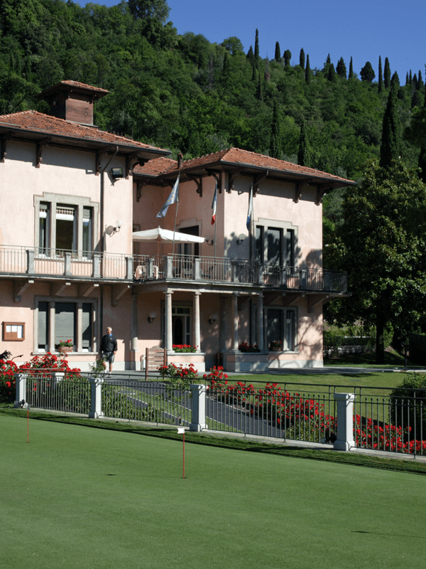 Club haus Golf Bogliaco